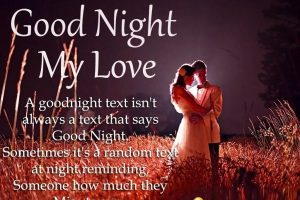 #100 Sweet Good Night Messages, Wishes & Quotes for Wife (Her)