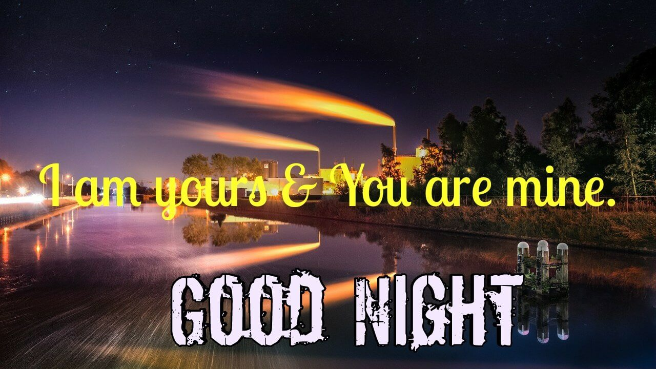 Latest Romantic Good Night Love Images For Him Her Good Night Messages Quotes
